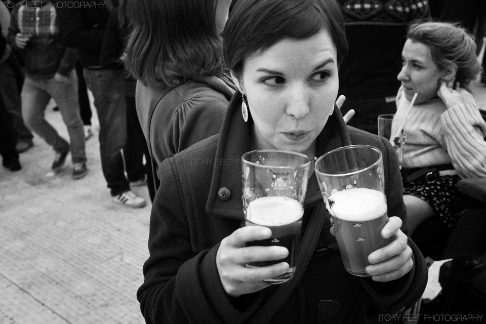 Why settle for one beer at the Cambridge Beer festival
